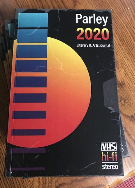 This is an image of the Parley 2020 book covers.